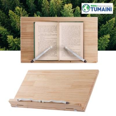 원목 소나무 학생 수험생 책 보조 받침 독서 대 P4_(1372527)