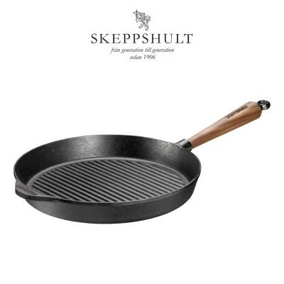 [SKEPPSHULT] 스켑슐트 월넛 모던 그릴팬 28cm_(1872421)