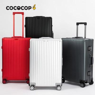 코코캅 델라2 26인치 수화물 풀바디 알루미늄 100% 여행용 캐리어