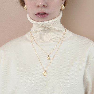Form of Time - Necklace 01