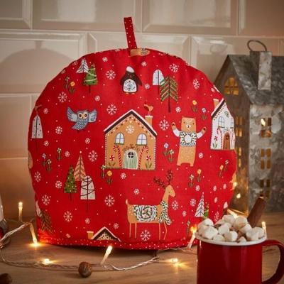 [울스터위버스] 크리스마스 덮개 티코지