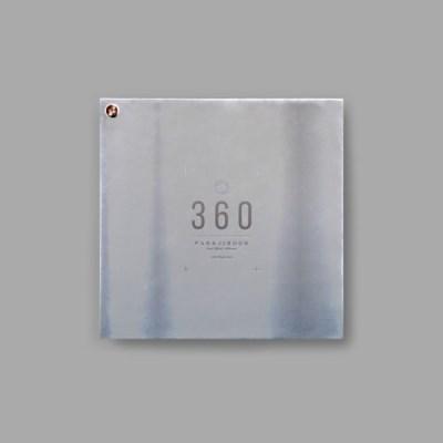 180 Degrees버전/박지훈 - 미니 2집 360