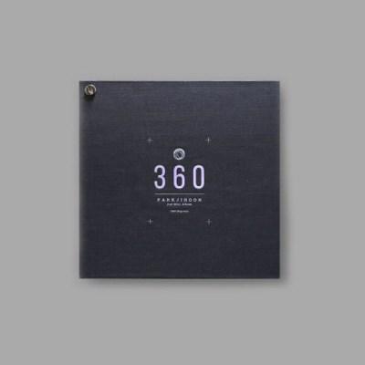 360 Degrees버전/박지훈 - 미니 2집 360