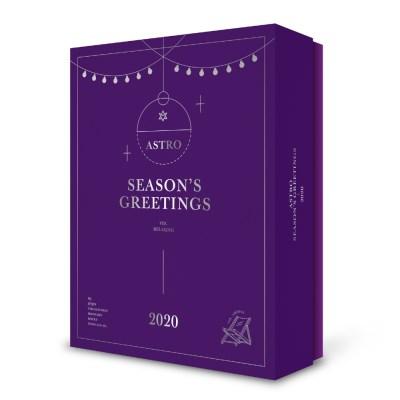 REFRESHING Ver./ASTRO(아스트로) 2020 시즌그리팅
