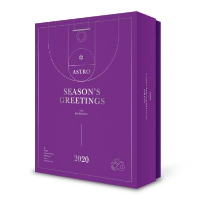 RELAXING VER./ASTRO(아스트로) 2020 시즌그리팅