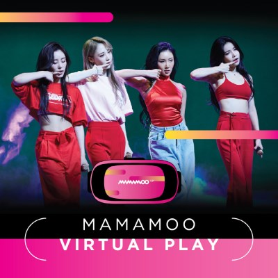 포스터/마마무(MAMAMOO) - VP (Virtual Play) 앨범