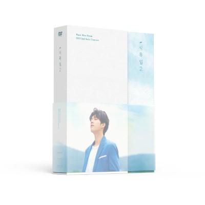 남우현(NAM WOO HYUN) 2019 2nd Solo Concert [식목일 2] DVD