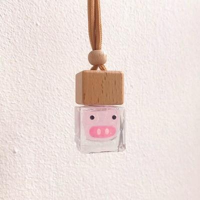 복🐽꿀꿀 돼지 디퓨저 (차량용 방향제)