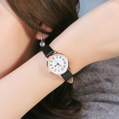 [쥴리어스 정품]JA-1234 여성시계 손목시계 가죽밴드