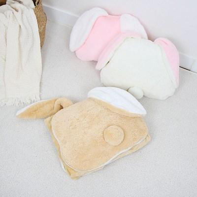 버디 휴대용 극세사 블랭킷 - 3color