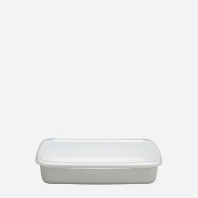 노다호로 화이트 시리즈 법랑용기 WRA-M_(1456779)