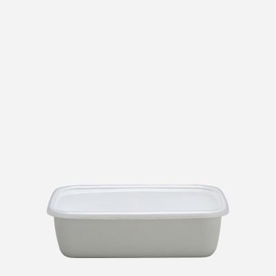 노다호로 화이트 시리즈 법랑용기 WRF-L_(1456777)