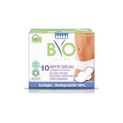 비오인티마 100% 유기농 약국생리대 대형