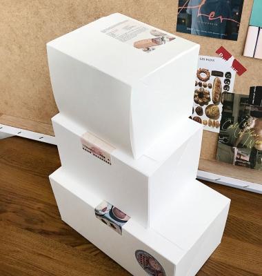 [소행섬] 무지 기프트 박스 (선물포장상자) 25매입