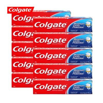 콜게이트 치약 레귤러 250g 10개_(1549707)