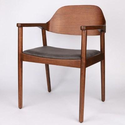 INC_C_0030 목재 카페 인테리어 디자인 우드 체어 의자