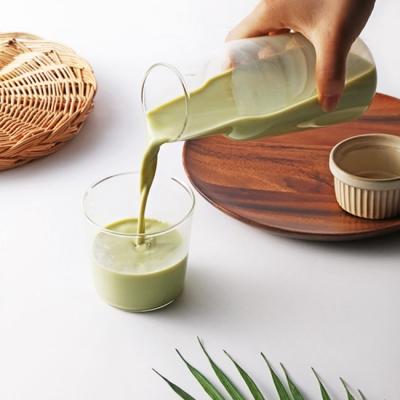 카페 카라페세트 (컵 + 유리병 세트)