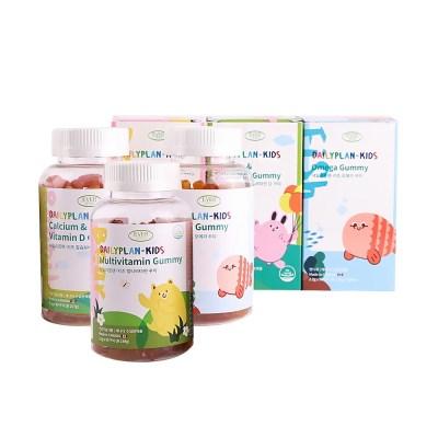 데일리플랜 어린이 종합 영양제 젤리 꾸미 3종 세트_(1272540)