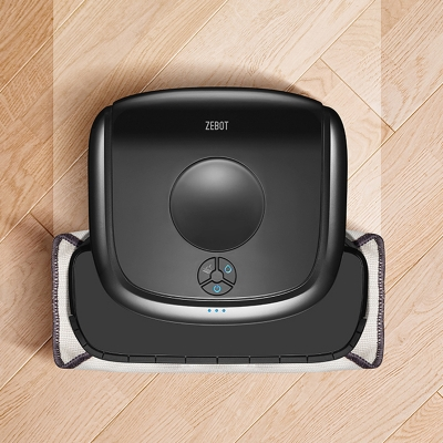 델키 제봇 물걸레 로봇청소기 DKZ-200 GPS+걸레2종 포함