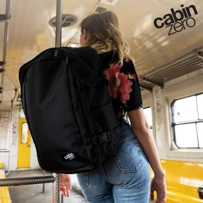 캐빈제로 클래식 플러스 42L 기내용 여행용 방수 백팩 배낭 여행가방