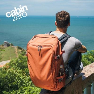 캐빈제로 ADV 프로 32L 기내용 여행용 방수 백팩 배낭 여행가방