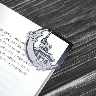 [VENHO] 서울의 밤 메탈 책갈피