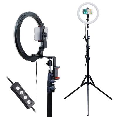 본젠 KL-120 카메라 스마트폰 LED 링라이트+LT-169 조명 스탠드 SET