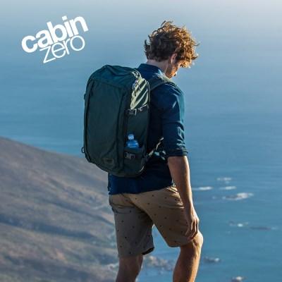 캐빈제로 ADV 32L 기내용 여행용 방수 백팩 배낭 여행가방