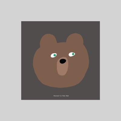 POSTCARD. BEAR