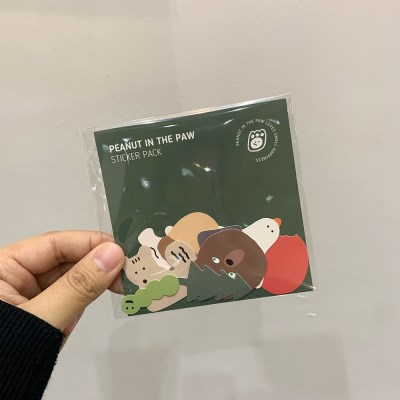 STICKER PACK. FOREST STORY