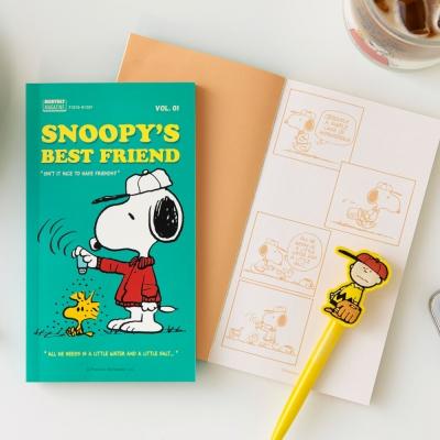 [Peanuts] 월간 스누피 노트 vol.1