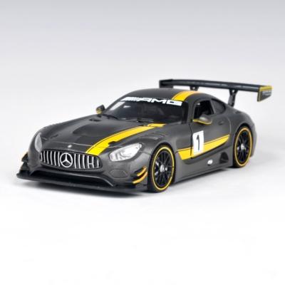 [모터맥스]1:24 벤츠 AMG GT3 레이싱 모델 (537M73784)