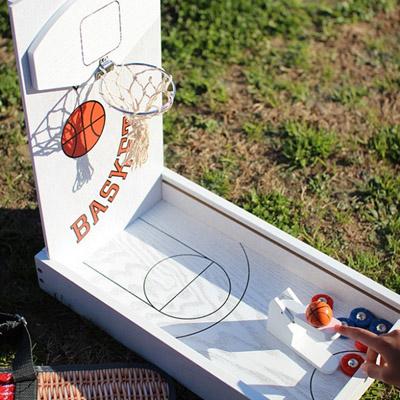 미니 농구 게임 & 컬링(파티게임)