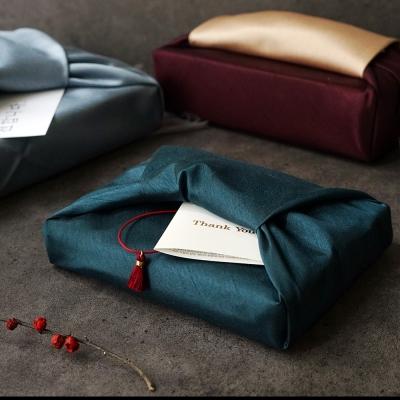 [보자기 포장] 설 선물 과일 시럽 미니보틀 세트