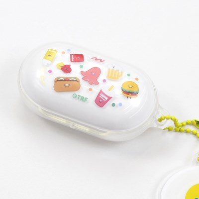 HAPPY PICNIC BUDS CASE jelly type