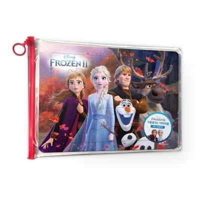 [Disney] 디즈니 겨울왕국2 지퍼퍼즐 세트_(1463470)