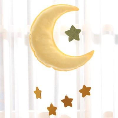 [데코봉봉]달과 별 모빌Ⅰ(옐로우)