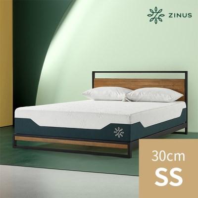 지누스 젤 하이브리드 스프링 매트리스 (30cm/슈퍼싱글)