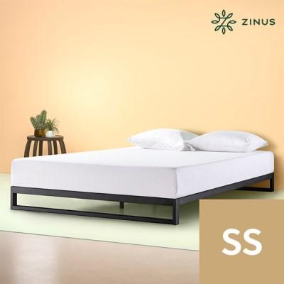 지누스 트리샤 침대 프레임 블랙 (슈퍼싱글)