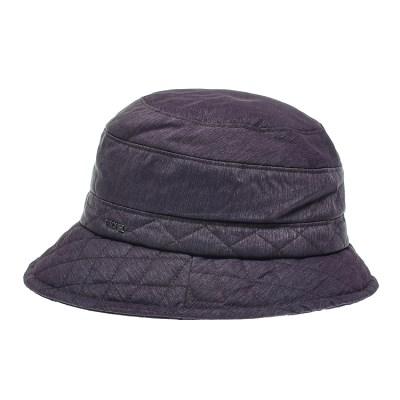 [플릭앤플록]RCU15.패딩 귀달이 중년 여성 벙거지 모자