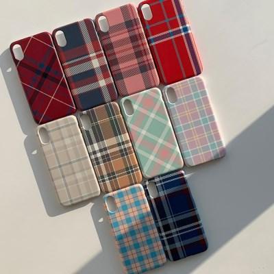 Check pattern series 디자인 하드케이스