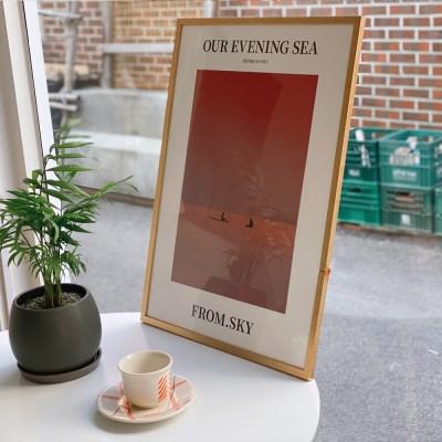 Fromsky A2 A3 포스터 (Our Evening Sea 2020)