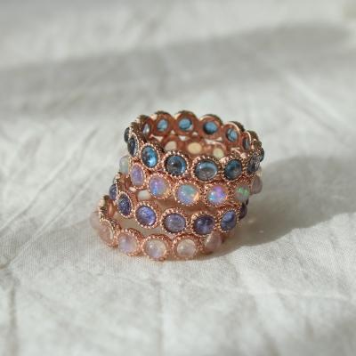 원석 이터니티 로즈 반지(4type)