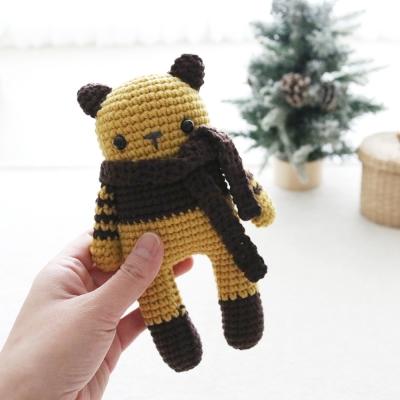 뜨리꼬얀 코바늘 고양이 애착인형 DIY 키트