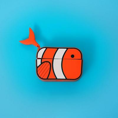 물고기 실리콘 에어팟 프로 케이스_(2324471)