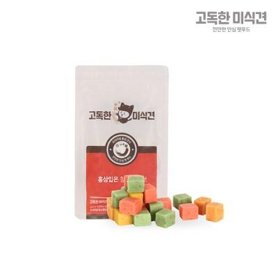[고독한 미식견] 홍삼입은 칭찬용 큐브 120g