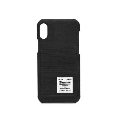 [1/28예약배송]FENNEC C&S iPHONE XR CARD CASE - BLACK