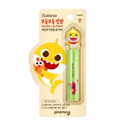 BB 핑크퐁 립밤 (아기상어 바닐라향) 4.8g 2개_(2289313)