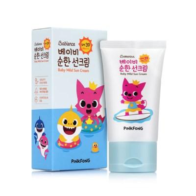 핑크퐁 베이비 선크림 60ml 2개_(2289287)