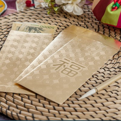 명절 용돈봉부 황금봉투세트 (5매입) opp포장